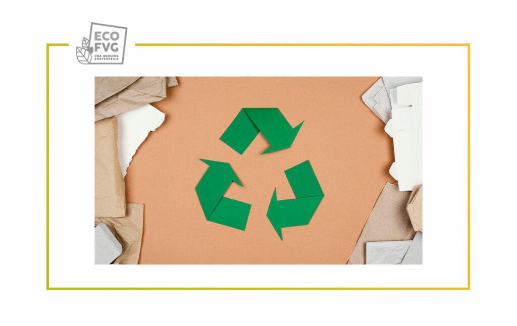 come differenziare la carta - EcoFVG
